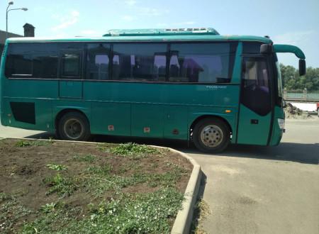 Автобус Ютонг фото 1