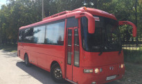 Автобус Хендай Аэротаун фото 1