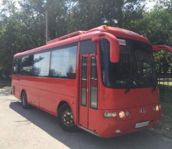 Автобус Хендай Аэротаун